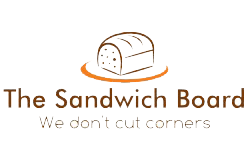sandwich board knowle dorridge solihull buffets,  office catering, sandwiches  rolls, party boxes, office parties,
